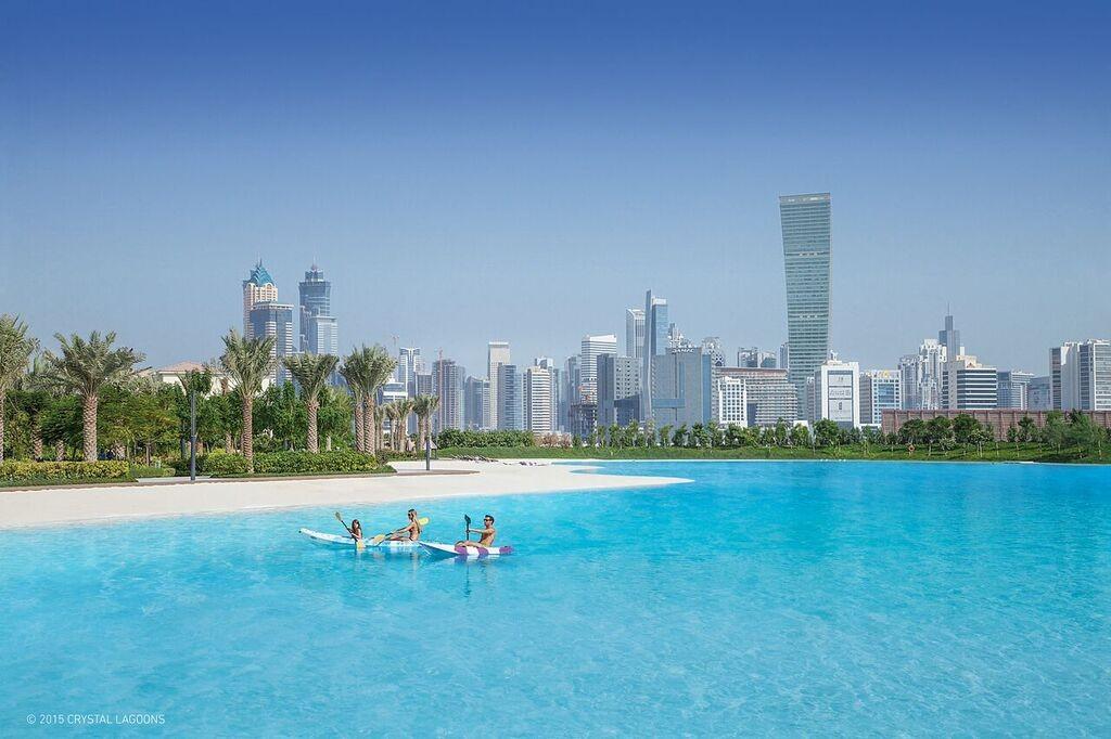 Mohammed Bin Rashid Al Maktoum development