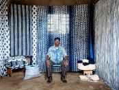 Indigo Fabrics by Djiguiyaso_Photo by Adriaan Louw