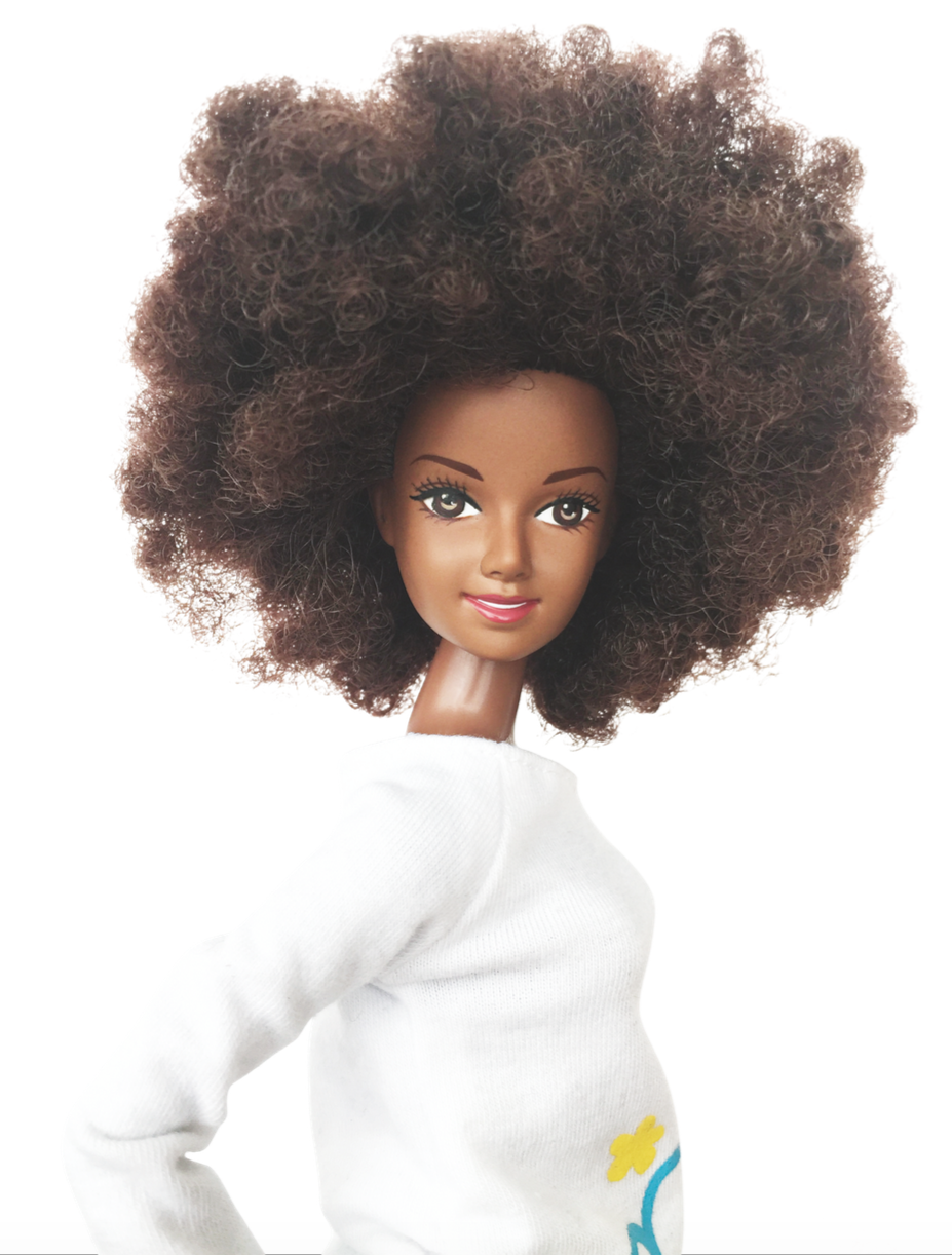 African Dolls With Natural Hair And Beauty Hit South