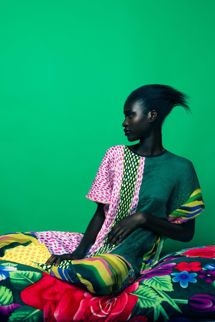 Marianne Fassler Resort 16 Collection Photo by Paul Samuels