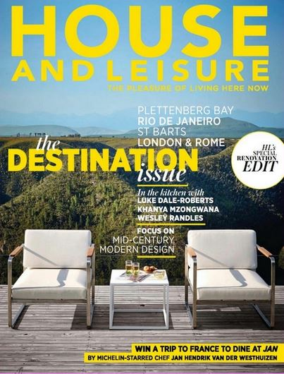 House and Leisure August issue