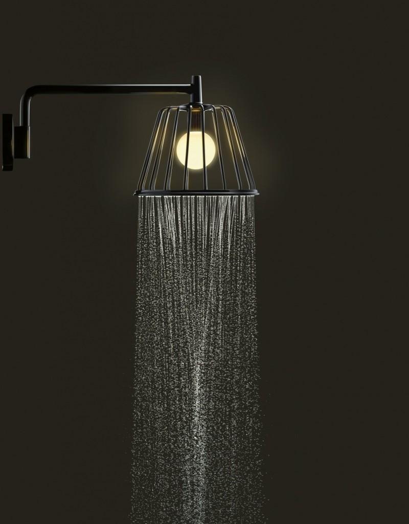 axor-lampshower-chrome
