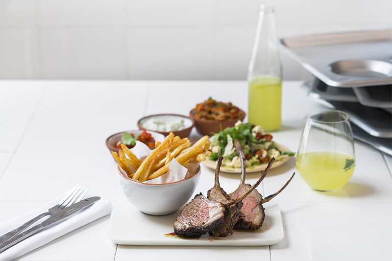 BBQ Karoo Lamb Cutlets