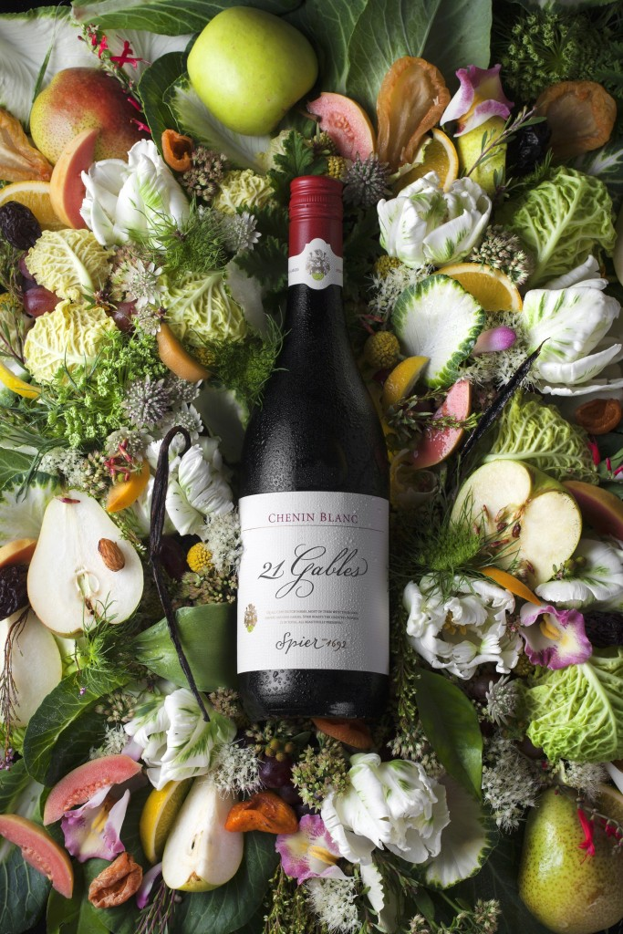 Spier 21 Gables Chenin Blanc Floral NV (MR)