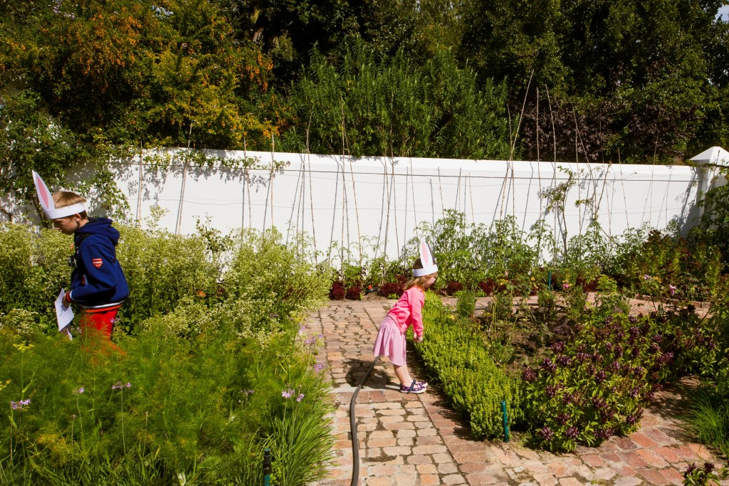 SPIER Werf - Easter vegetable garden 2 (HR)