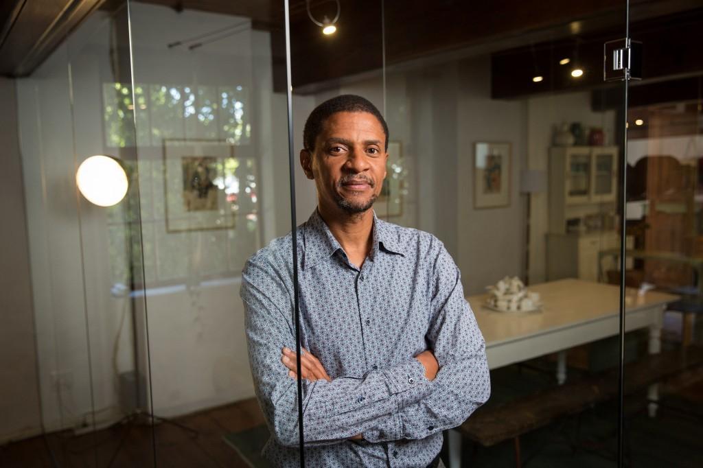 Tumelo Mosaka - Investec Cape Town Art Fair Curator