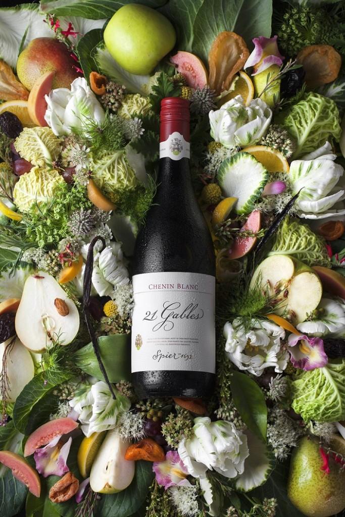 Spier 21 Gables Chenin Blanc Floral NV (LR)