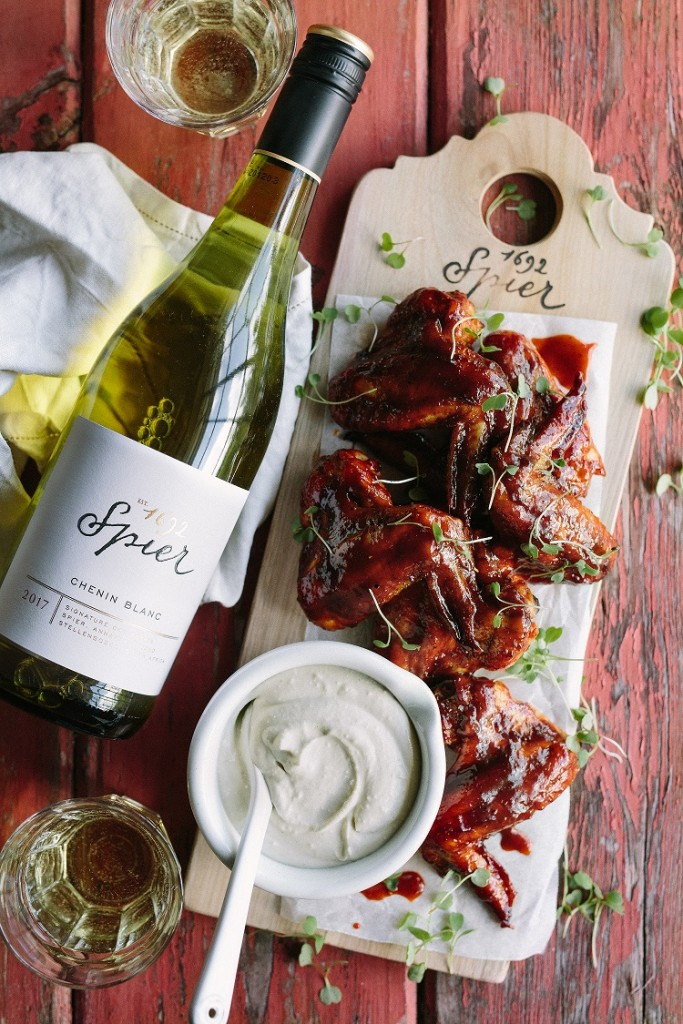 Recipe - Signature Chenin Blanc (LR)