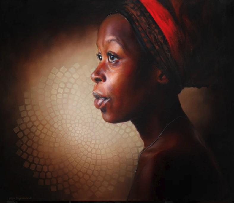 Elize Bezuidenhout - Untitled 1