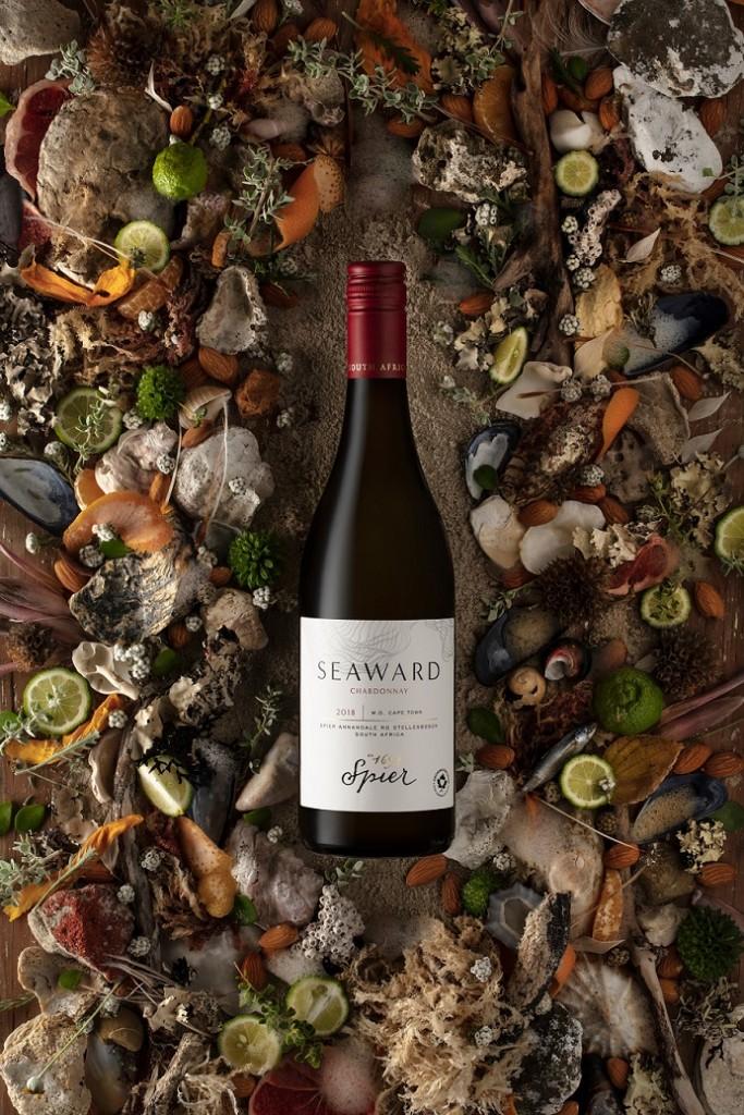 Spier Seaward Chardonnay 2018 RSA (LR)