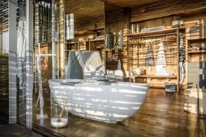 Singita Lebombo Lodge - suite bathroom