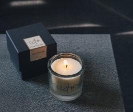 Cecile & Boyd Frangipani Candle