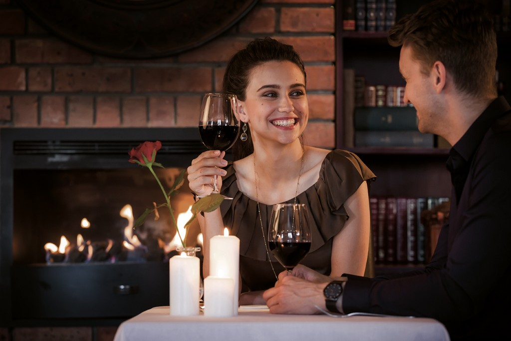 Couple & Red Wine (1) (2) (1)