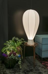 Ligting - Paper Lamp - Roche Bobois at DX CPT