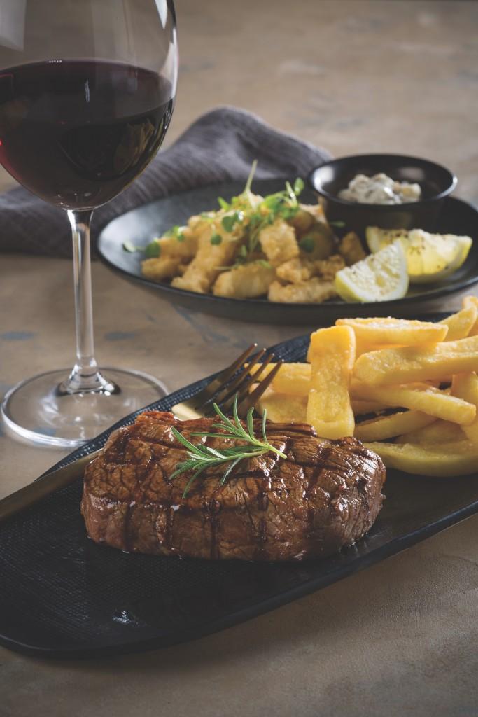 Lunch Steak _ Calamari 7