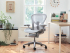 The Herman Miller Aeron Chair is the perfect accompaniment to a home office.