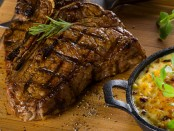 Succulent T-Bone Steak