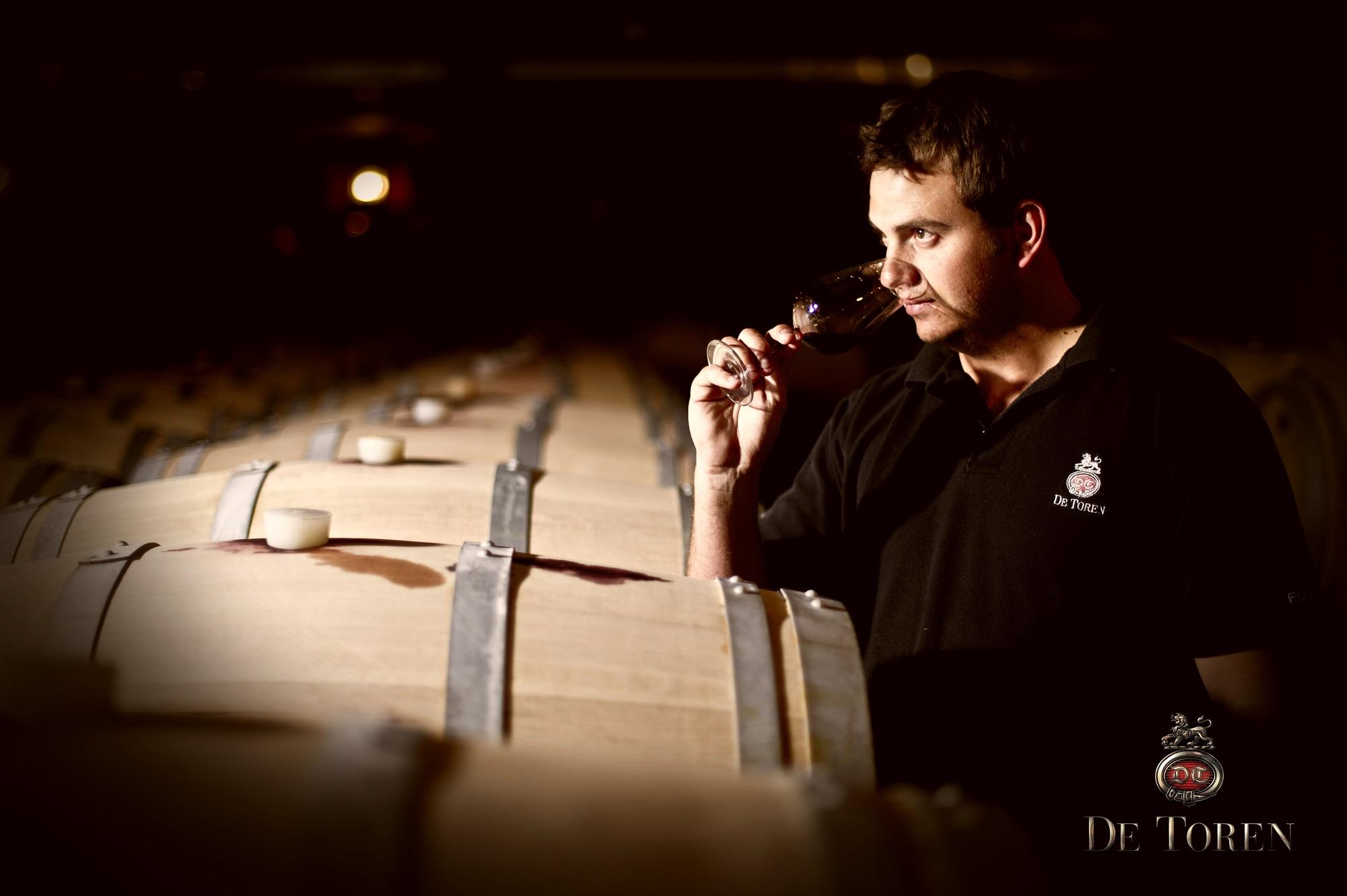 Cellar Master Charles Williams (LR)