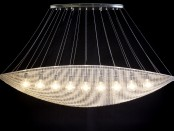 willowlamp Cocoon-1800-Chrome-e27-1