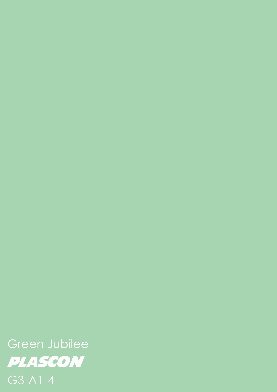 Green Jubilee