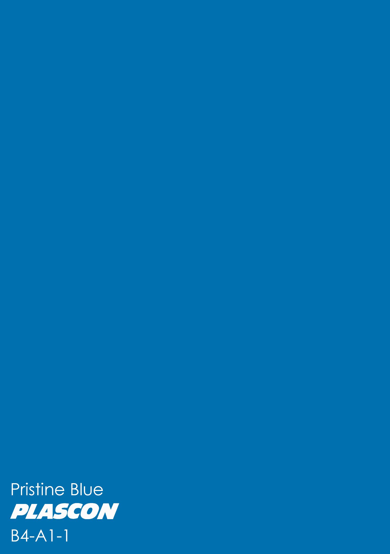 Pristine Blue