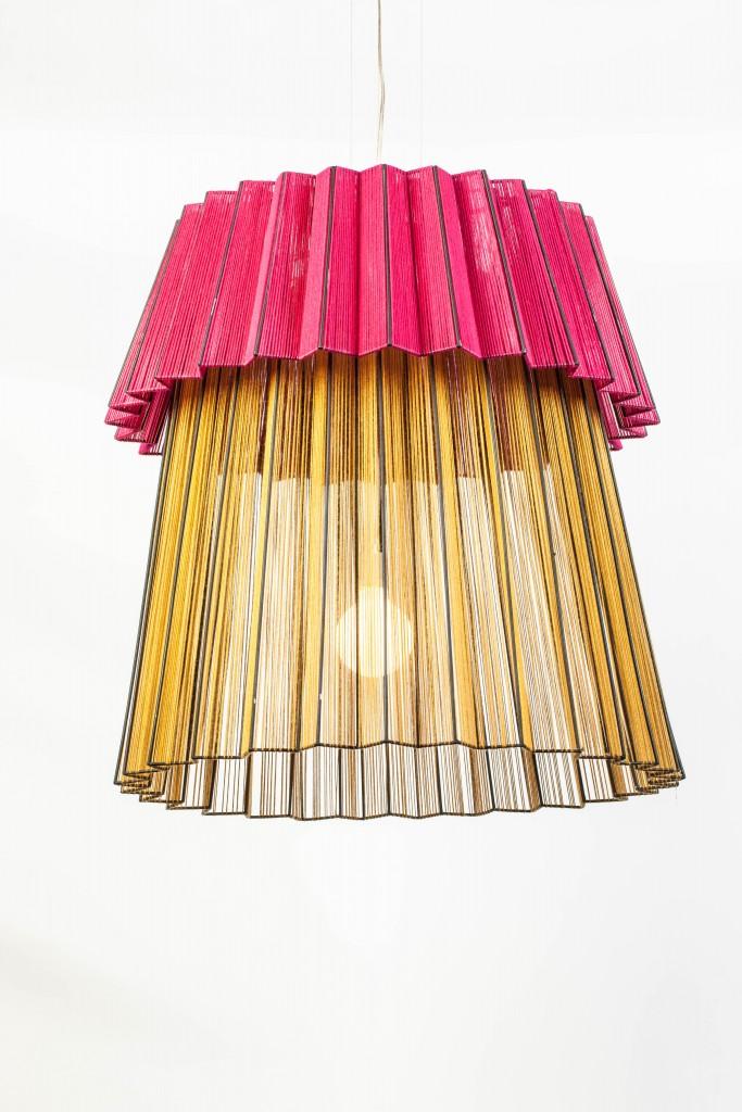 pink and copper tutu