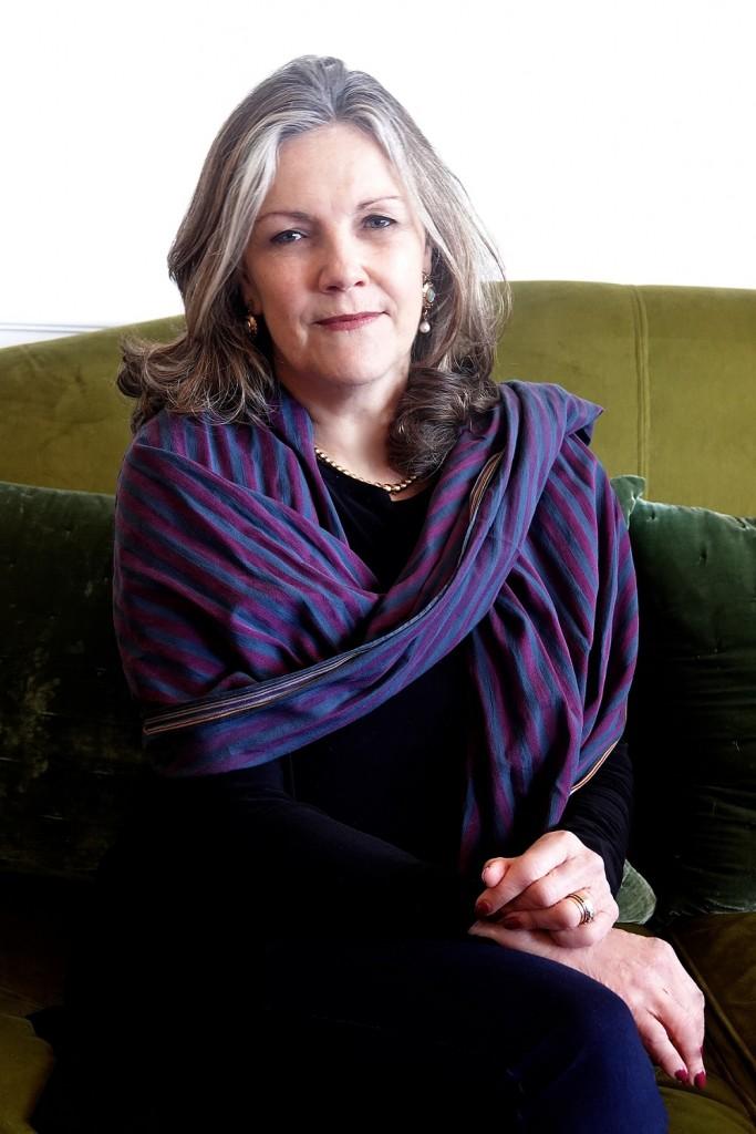 curator Margie Murgatroyd