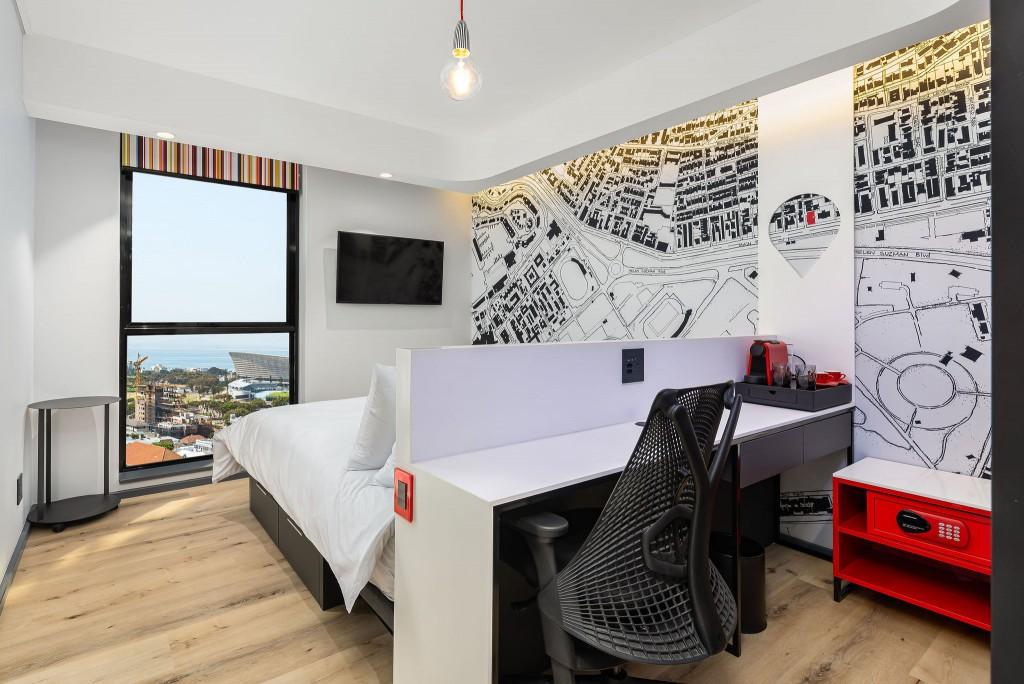 VīB Hotel Room