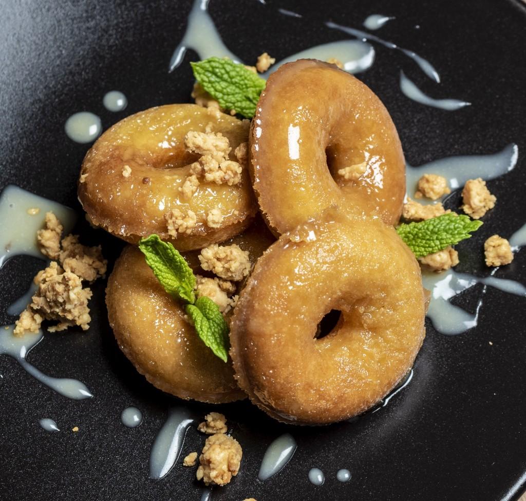 Malva doughnuts