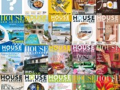 House and Leisure covers