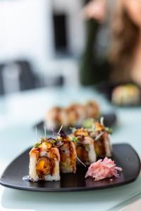sushi on Terrace